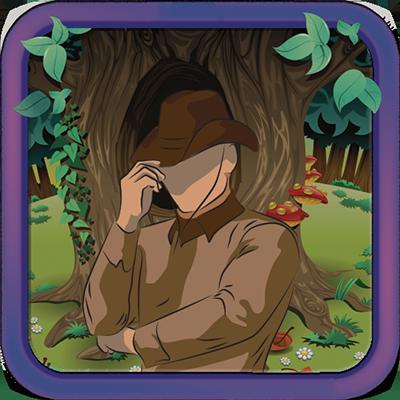 بازی گرفتار در جنگل
